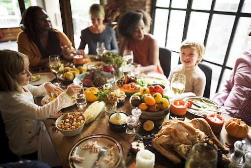 3 Ways To Maintain Balance During The Holidays