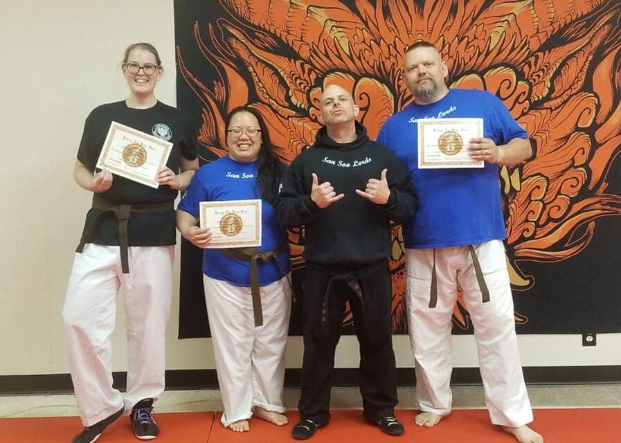 Foo Dogs Martial Arts Academy