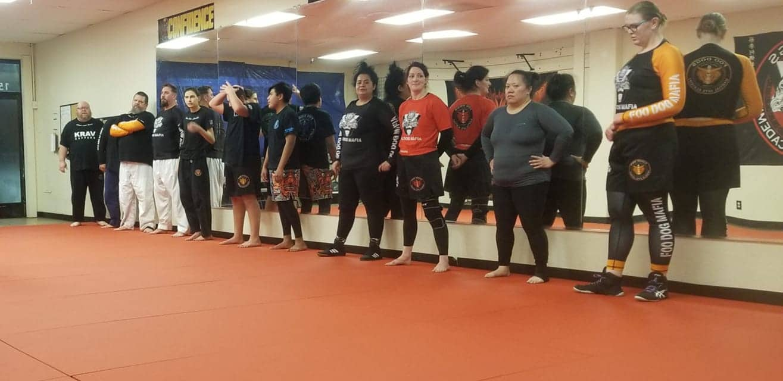 Foo Dogs Martial Arts Academy Krav Maga