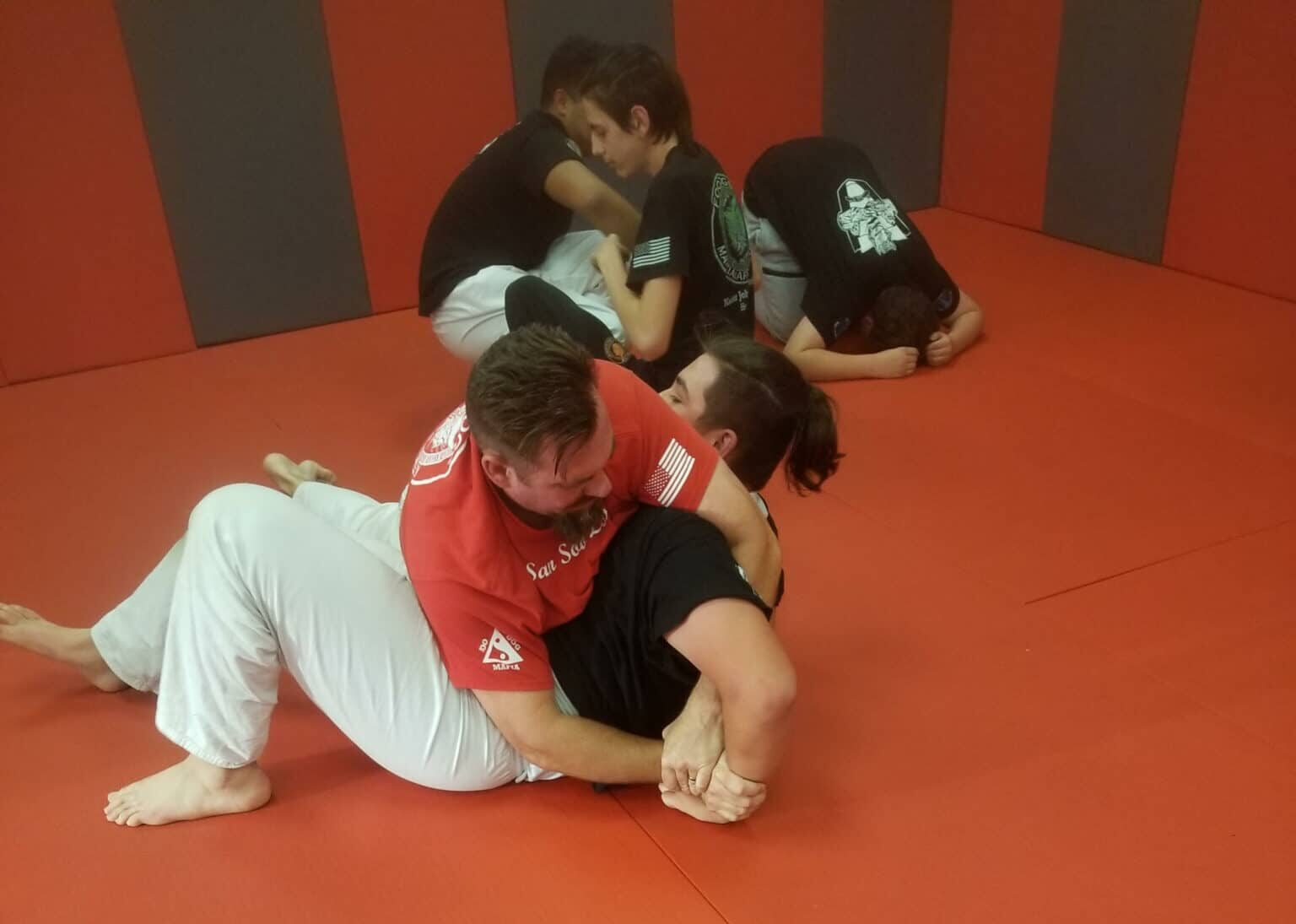 Foo Dogs Martial Arts Academy Foo Dogs' Adult Martial Arts Programs