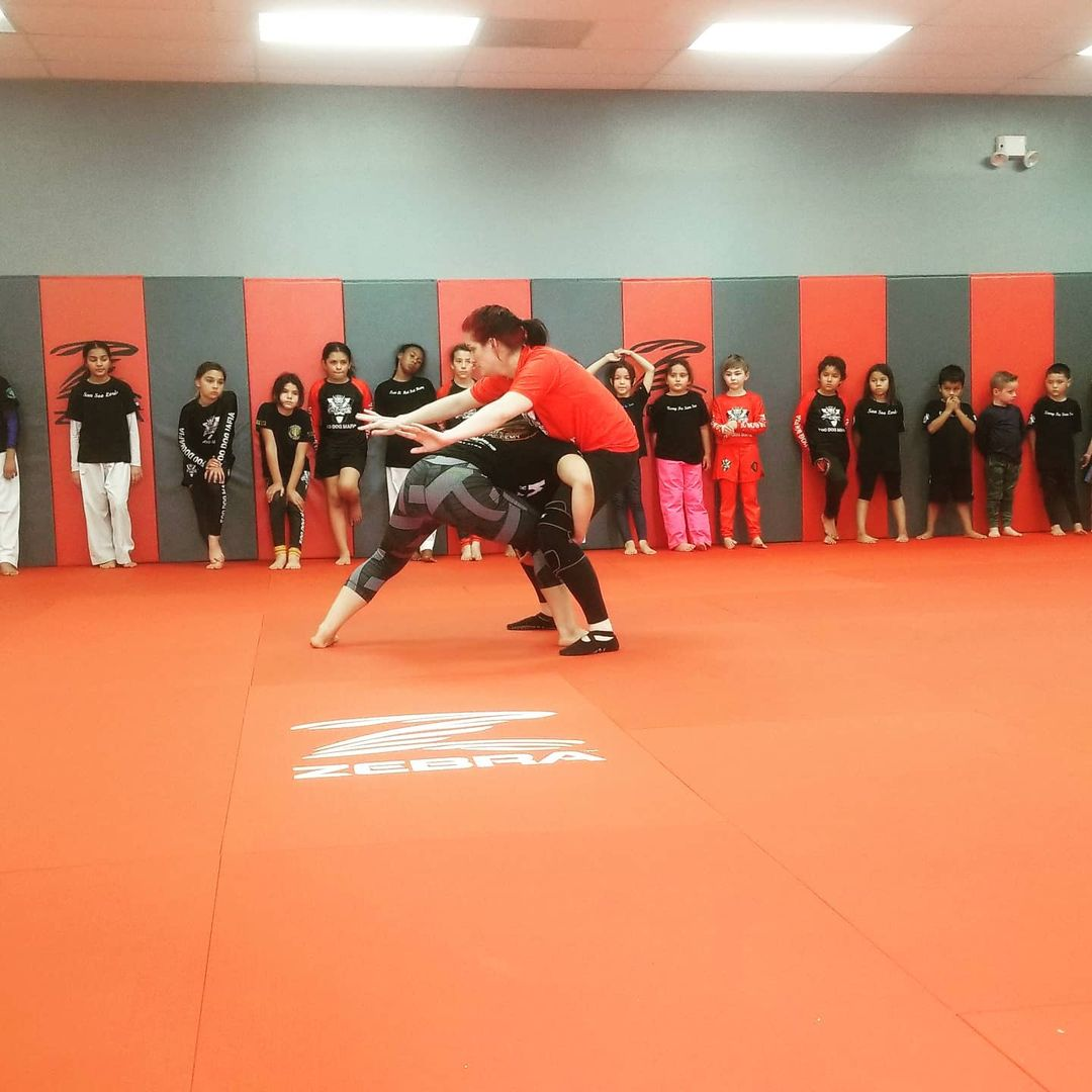 Foo Dogs Martial Arts Academy Foo Dogs' Brazilian Jiu Jitsu Programs